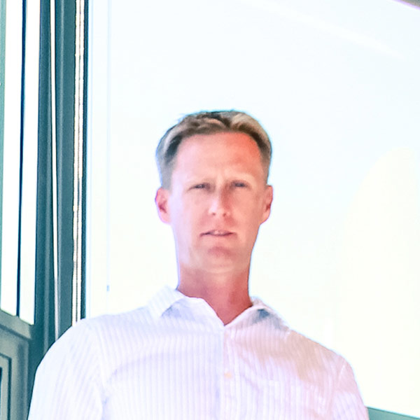 Eric Smith, VP of Quality and Security